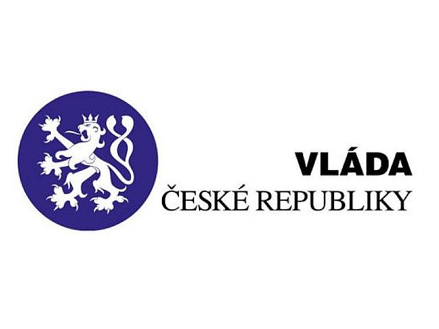 logo vláda cr