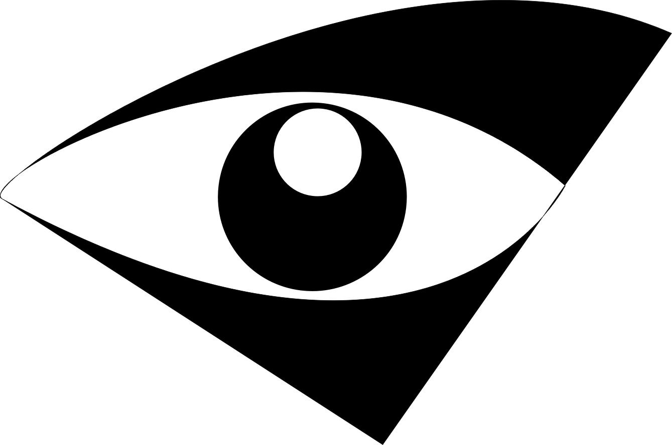 Stylizované oko - logo školy