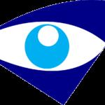 Stylizace oko - logo školy
