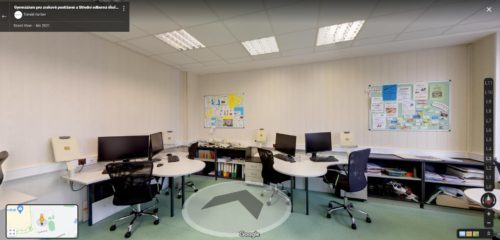 Cvičná kancelář